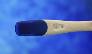 Pregnancy Test - Positive